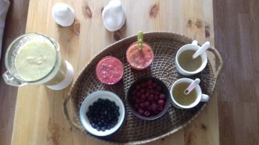 Desayunar saludable cada mañana
