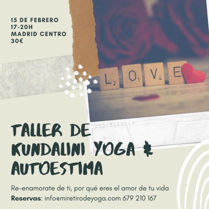 15 de febrero 17-20h Madrid centro